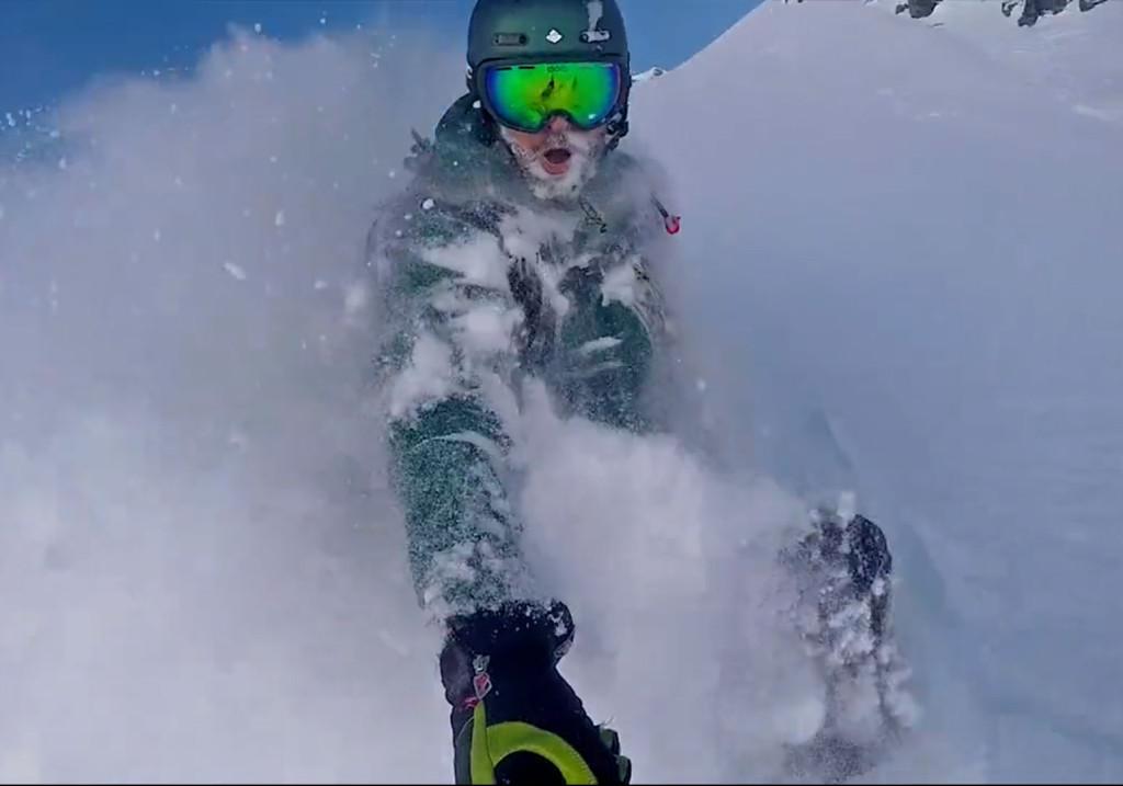 Skivideo Verbier 2018